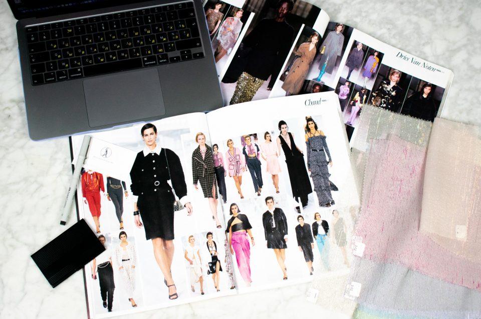 Подготовительные курсы по дизайну одежды